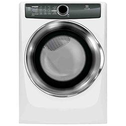 Electrolux EFMG517SIW Perfect Steam 8.0 Cu. Ft. Gas Dryer wi