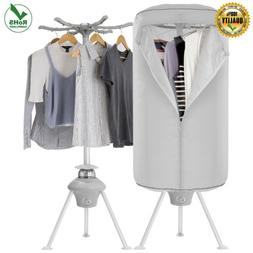 Electric Clothes Dryer Portable Wardrobe Clothes Heater for