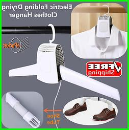 Electric Clothes Rack Drying Dryer Portable Machine Heater W