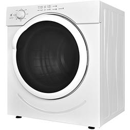 Costway Electric Tumble Dryer Compact Stainless Steel Clothe