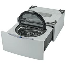 "Kenmore Elite 51972 27"" Wide Pedestal Washer in White, inclu"