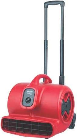 Sanitaire EUKSC6052A Air Mover with Wheels and Handle, 1/2 H