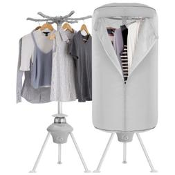 Finether 1000W Electric Clothes Dryer Portable Wardrobe Mach