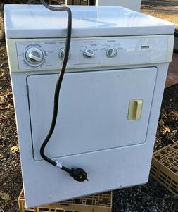 Kenmore Front Load Electric Dryer 417.83142300 LOCAL PICKUP