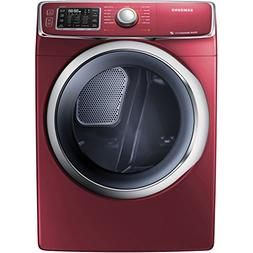 Samsung 7.5 cu. ft. Front Load Electric Dryer - Merlot