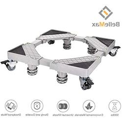 Furniture Dolly Roller Movable Base Size Adjustable with 8 W