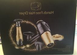 DS Secret Hands-Free Multi-Function Hair Dryer with Detangli