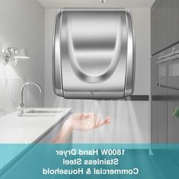 1800W Electric Stainless Steel Commercial and Household Auto