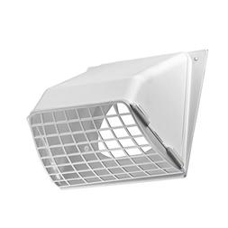 Lambro Industries 1471W Dryer Vent Hood with Removable Scree