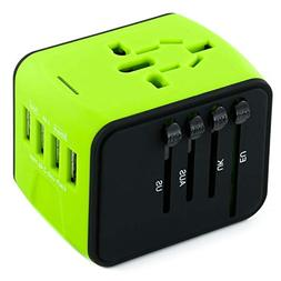 Limechoes International Travel Adapter Universal Power Adapt