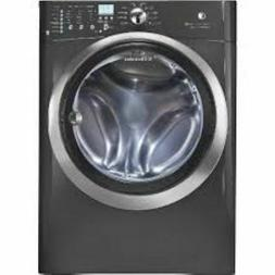 "Electrolux IQ Touch 27"" Titanium Electric Front Load Steam E"