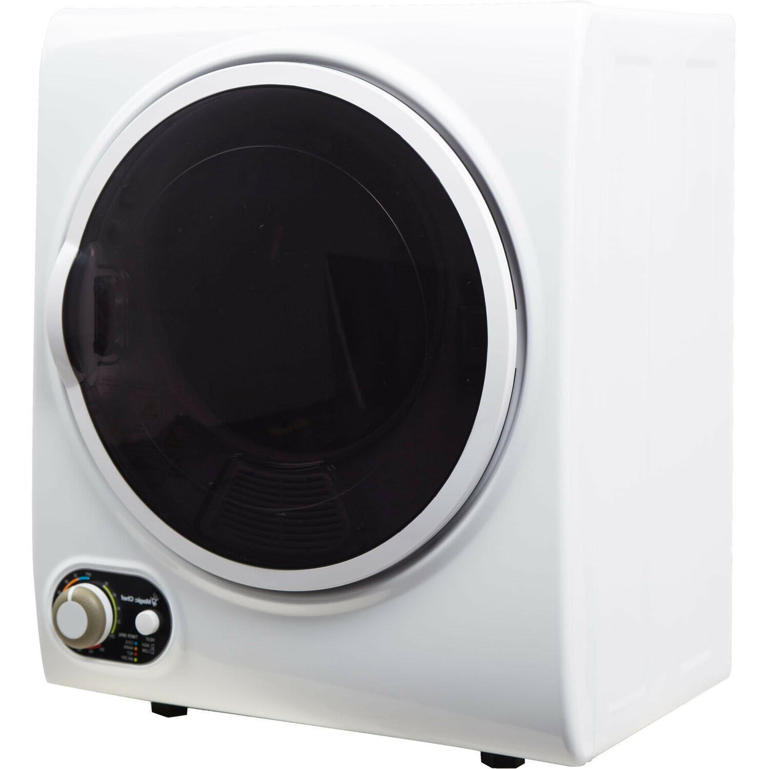 Compact 1.5 Mini Electric Clothes Dryer 120 Volt