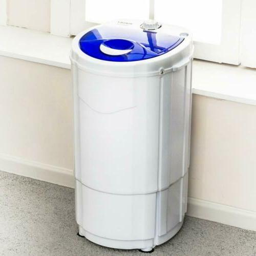 10 LBS Spin Spinning Laundry 1800 RPM