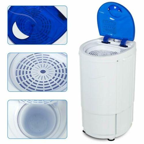 10 LBS Modern Portable Spin Spinning Laundry RPM