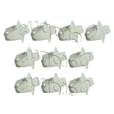 10 pack dryer door catch strike latch