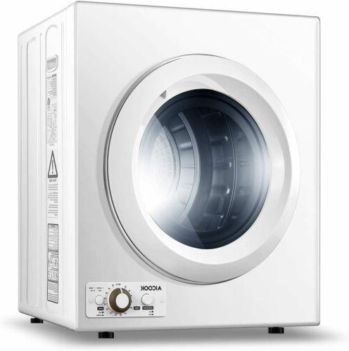 1400w compact laundry dryer portable 9 lbs