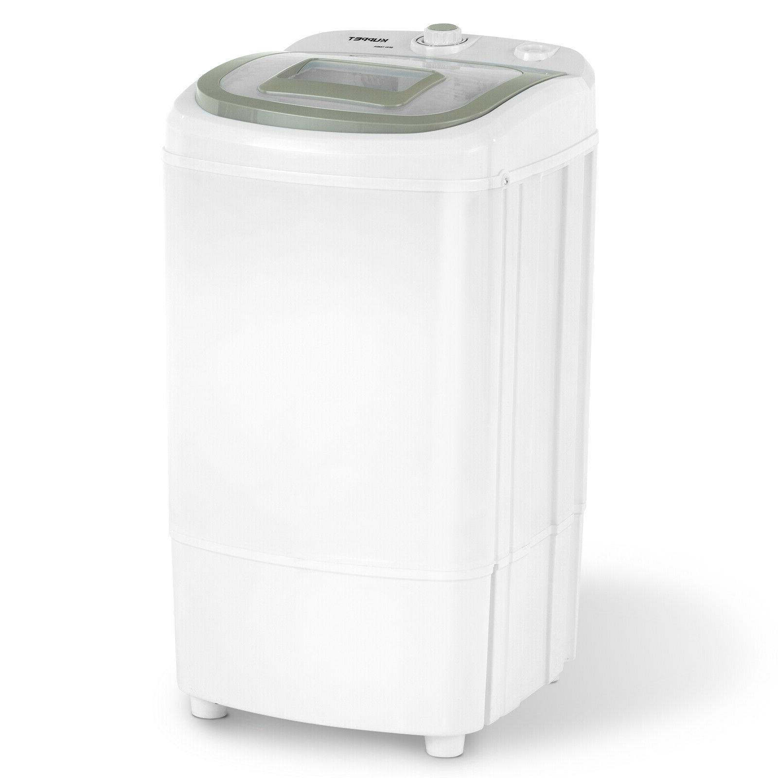 17.6 LBS RPM Laundry White