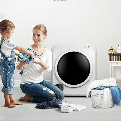 1700W Tumble Laundry Dryer Stainless Steel 13.2 /3.22