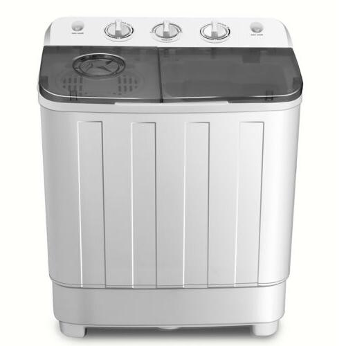 Compact Laundry Washer Spin Dryer