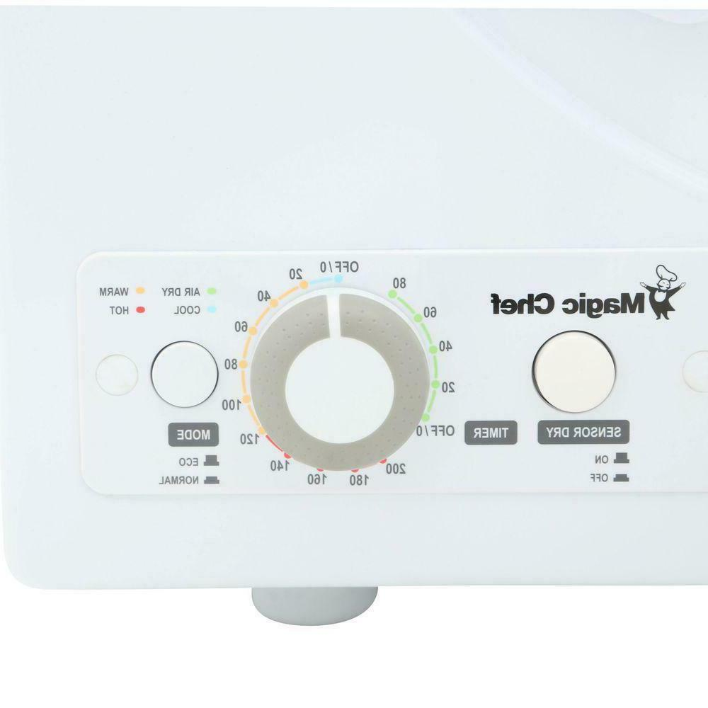 Magic ft. Compact Electric MCSDRY1S White New