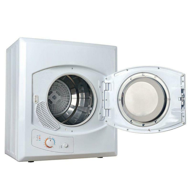 2.65 ft. Compact Electric Laundry Dryer