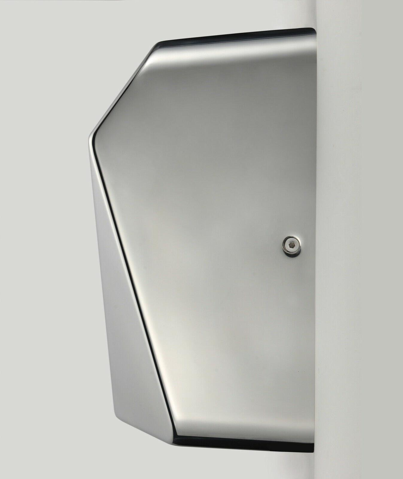 2 JETWELL NEW Upgrade Speed Commercial Stainless Steel Hand Dryer