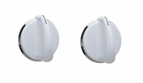 2 x wh01x10460 knob for ge dryer