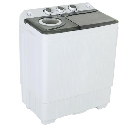 26 Washing Twin Tub Drain Portable Laundry Spin Compact
