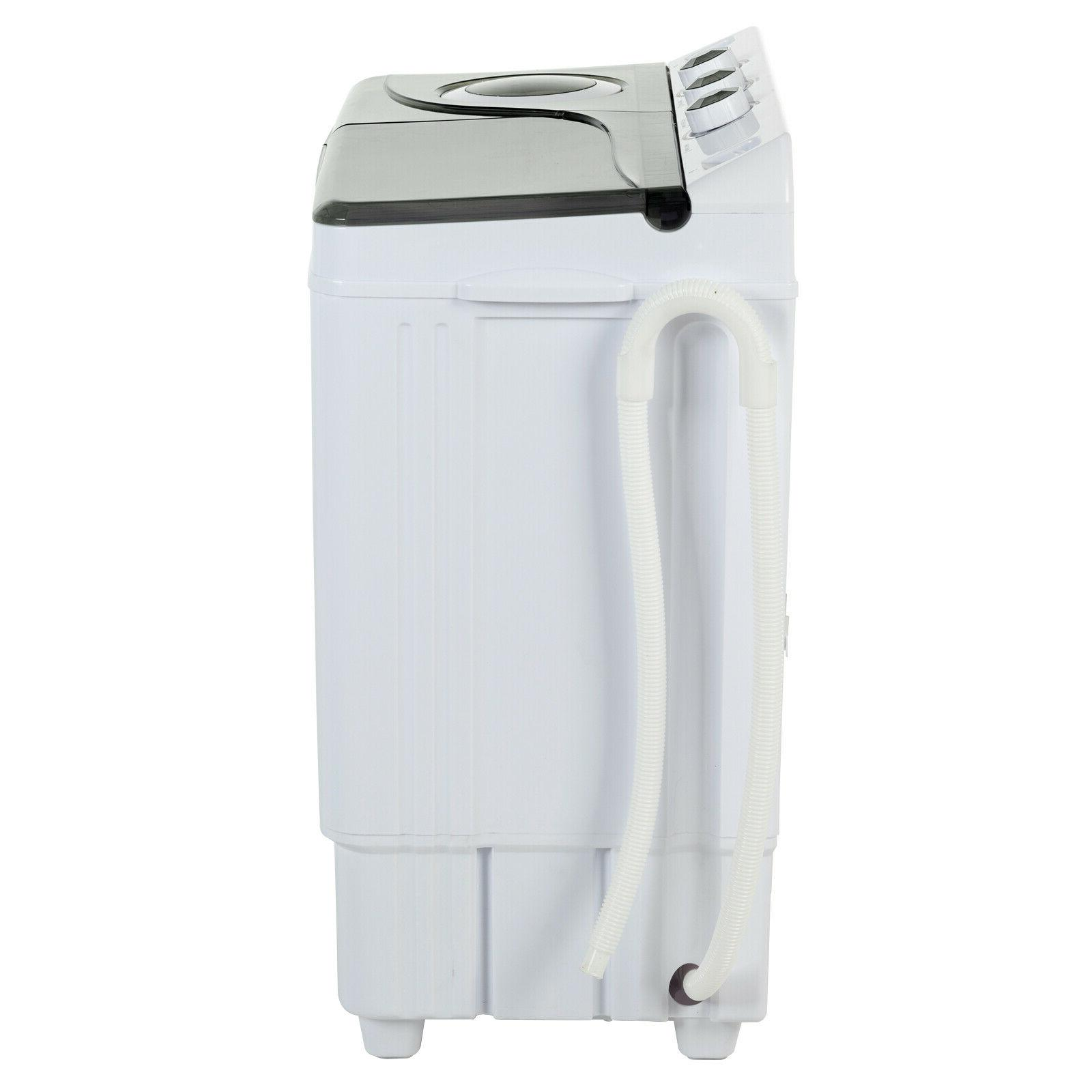 26 LBS Portable Machine Compact Laundry Spin Dryer