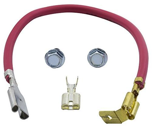 279816 Kit Replacement - Exact Whirlpool & Kenmore Dryer - Simple Instructions Included - 3399848 AP3094244