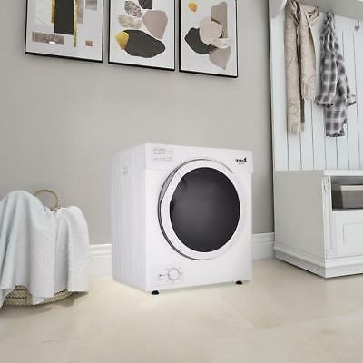 3.2Cu.ft Portable Laundry Dryer Stainless