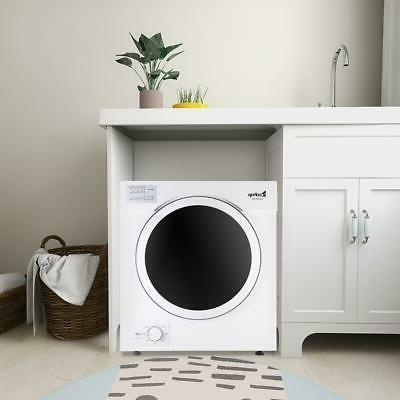3.2Cu.ft Compact Laundry Stainless