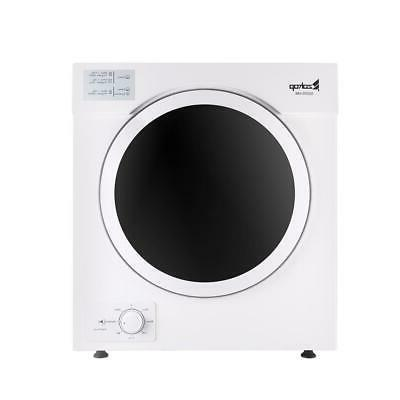 Zokop Electric Automatic 12lbs 3.2Cu.Ft Tumble Dryer Machine