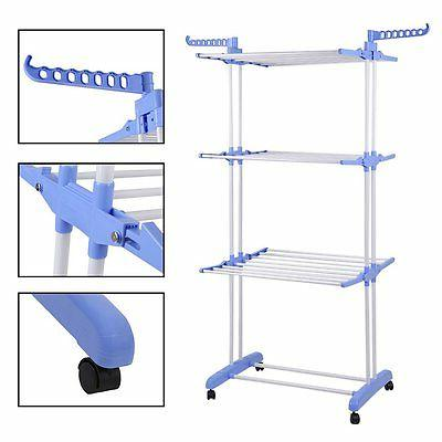 3 Airer In/Outdoor Rail BP