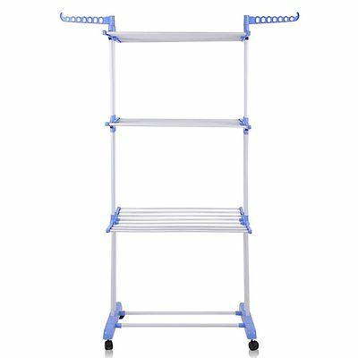 3 Tier Clothes Airer Dryer In/Outdoor Drying BP
