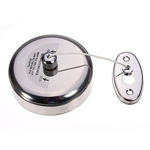 304 stainless steel retractable single