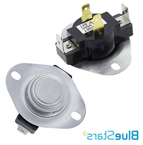 3387134 3977767 Thermostat and Dryer kit by Blue – Exact For Whirlpool Dryers