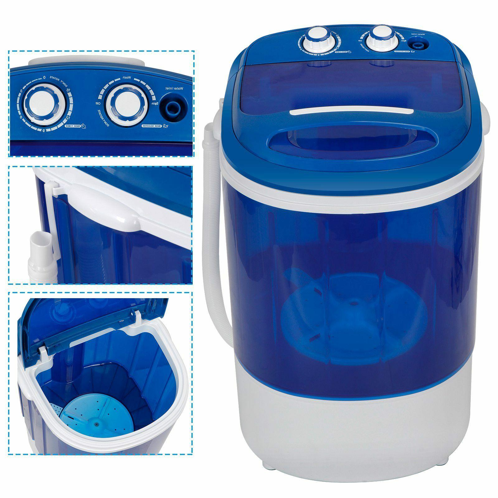 Portable Laundry 9 lbs Compact Washing Machine Idea Dorm Rooms