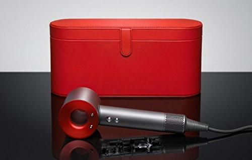 Dyson Hair Dryer - Special Edition Red with