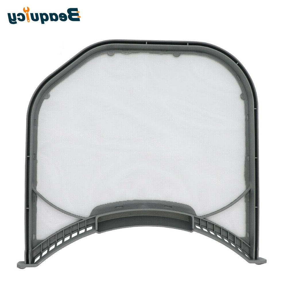 adq56656401 dryer lint filter screen assembly replacement