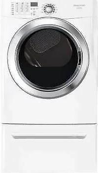 Frigidaire Affinity Series Front Load Gas Dryer - FASG7074NW