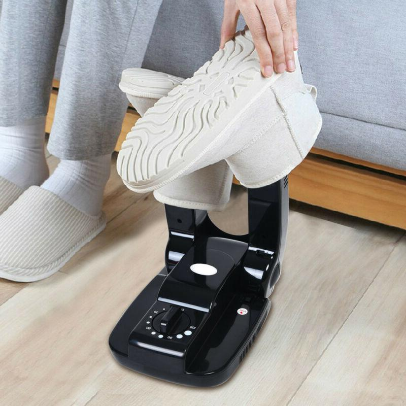 boot dryer folding shoes warmer odor remover