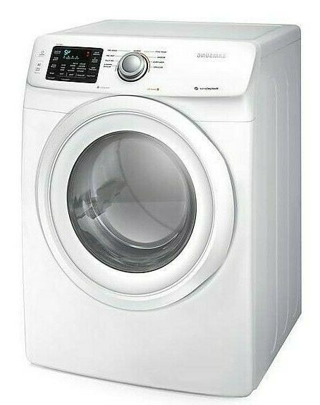 Samsung Cu Ft. Front Gas White DV42H5000GW