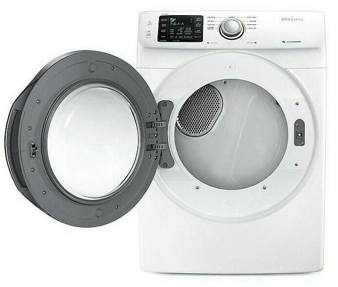 BRAND NEW Samsung Cu Ft. Front Dryer White DV42H5000GW