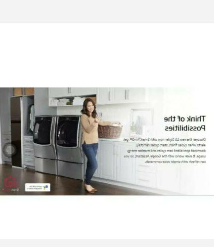 Brand New LG WiFi Enabled Clothing Care System S3RFBN PICK UP ONLY