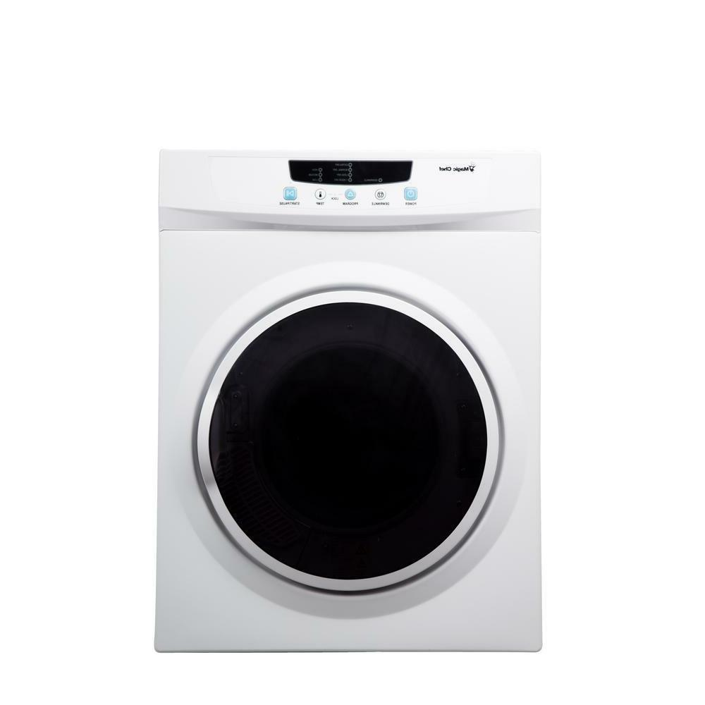 compact 3 5 cu ft electric dryer