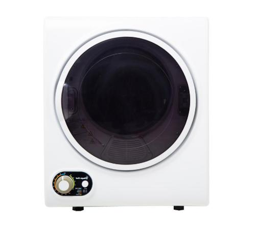 compact dryer clothes portable electric small front