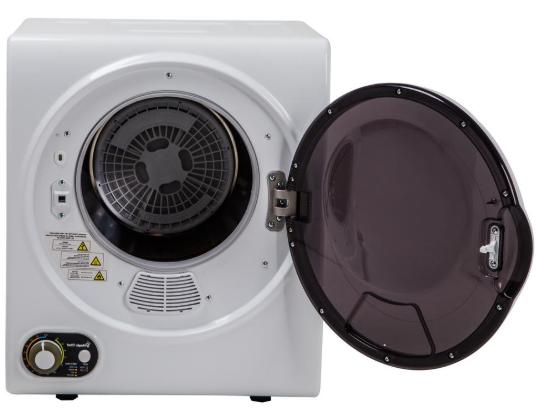 Compact Dryer Portable Electric Small Laundry Machine