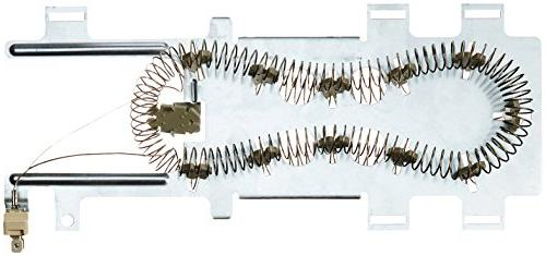 DE771 for WP8544771 Whirlpool Kenmore Dryer Heating Element