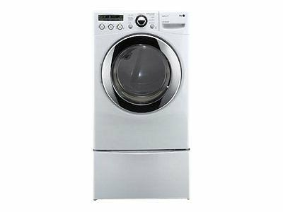 "LG DLEC855W 24"" Compact Ventless Electric Front Load Dryer"
